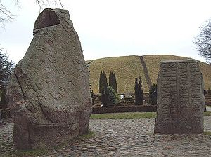 The Jelling Stones, commonly referred to as De...