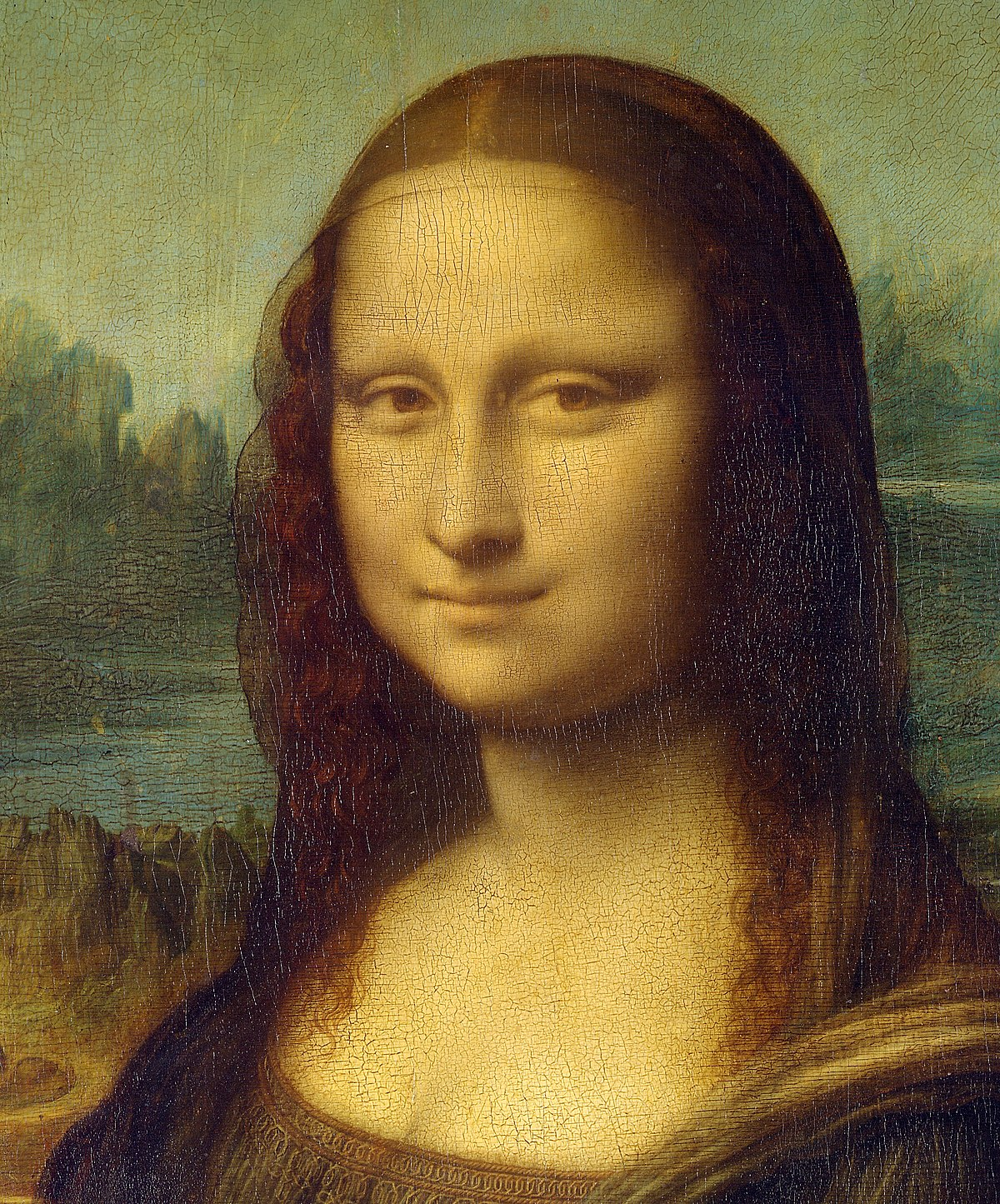 How Long Did It Take To Paint The Mona Lisa : paint, Giocondo, Wikipedia