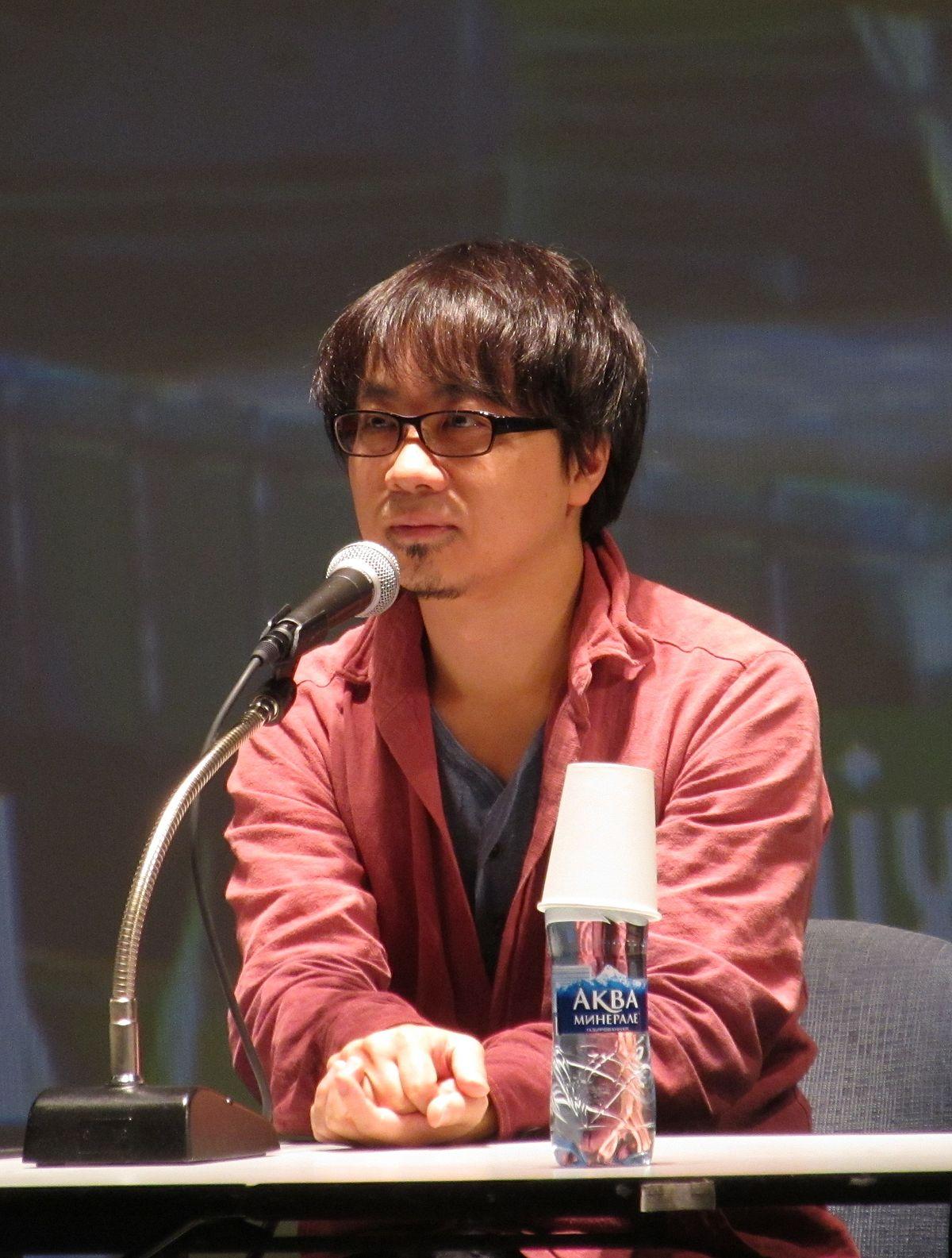 Download Anime Weathering With You : download, anime, weathering, Makoto, Shinkai, Wikipedia