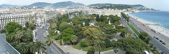 Jardin AlbertIer  Wikipdia
