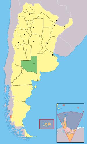 Provincia de La Pampa (Argentina)