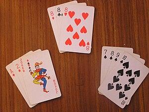 Polski: Rummy (game)-card configuration.ext