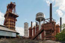 Sloss Furnace Birmingham Al