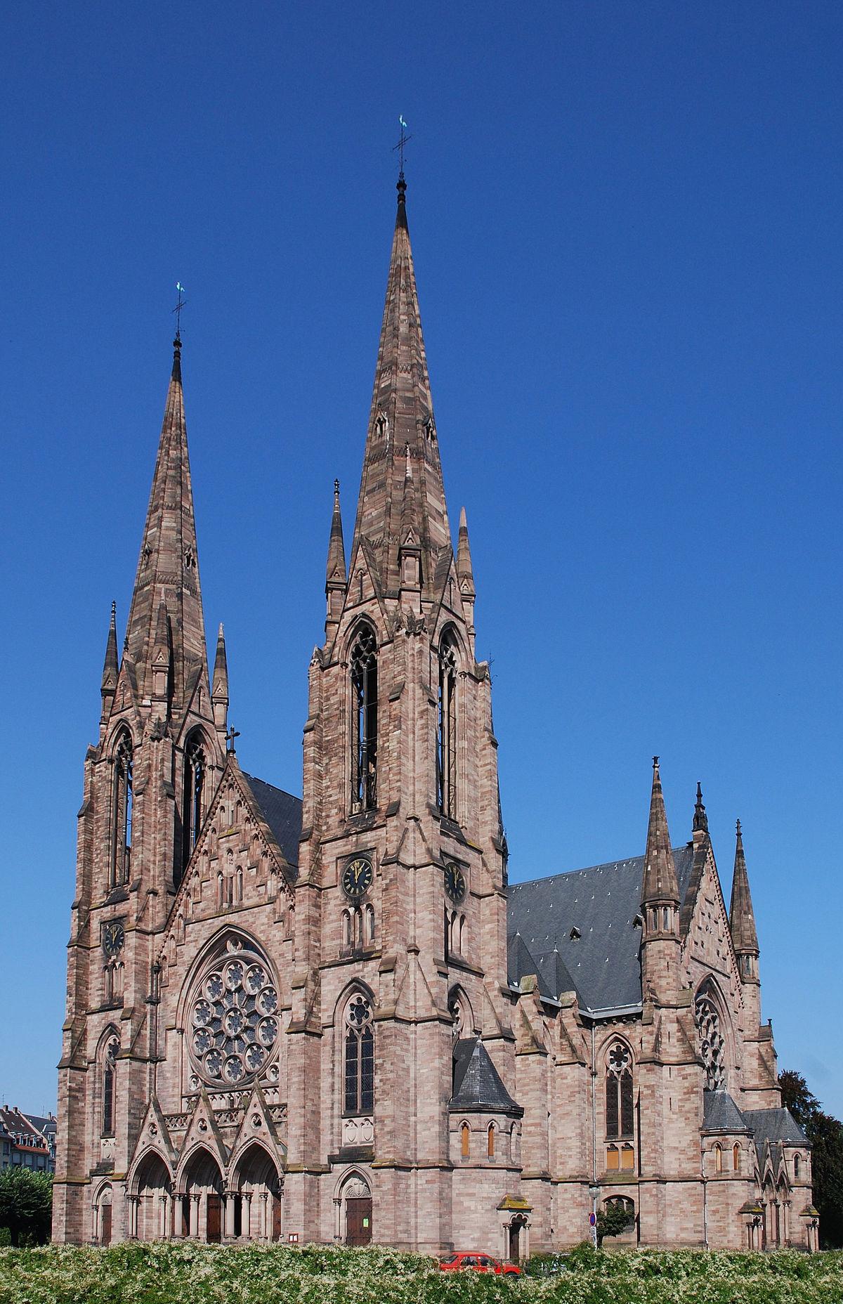 Chiesa Di San Paolo Strasburgo Wikipedia