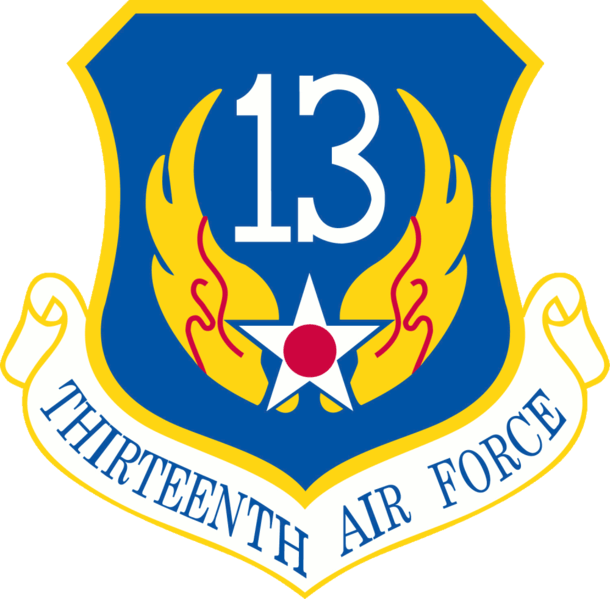 File:Thirteenth Air Force - Emblem.png