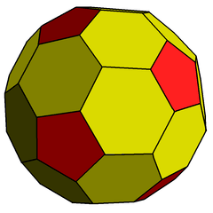 Truncated rhombic triacontahedron