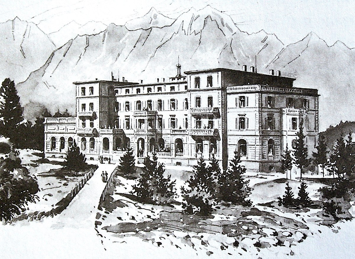 Waldhaus Flims Wikipedia