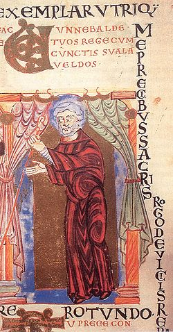 sveti Vunibald