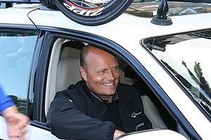 Bjarne Riis, Team CSC manager Lëtzebuergesch: ...