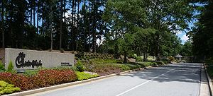 English: Chick-fil-A headquarters in College Park