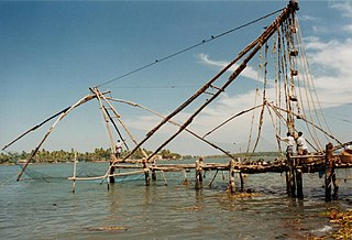 Chineese Fishing Nets