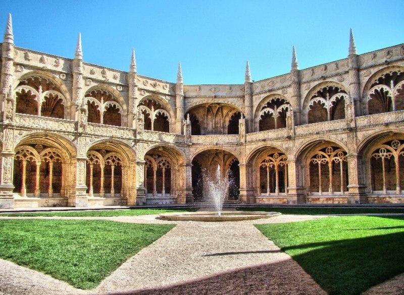Claustros do Mosteiro dos Jerónimos, Lisboa