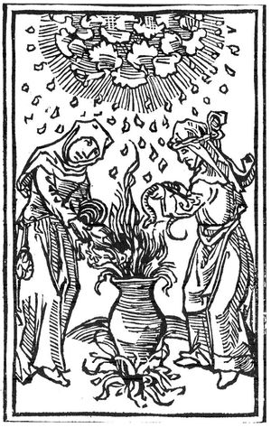Cooking Witches - Unknown Date
