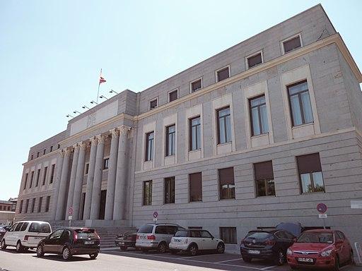Edificio central del CSIC (Madrid) 01