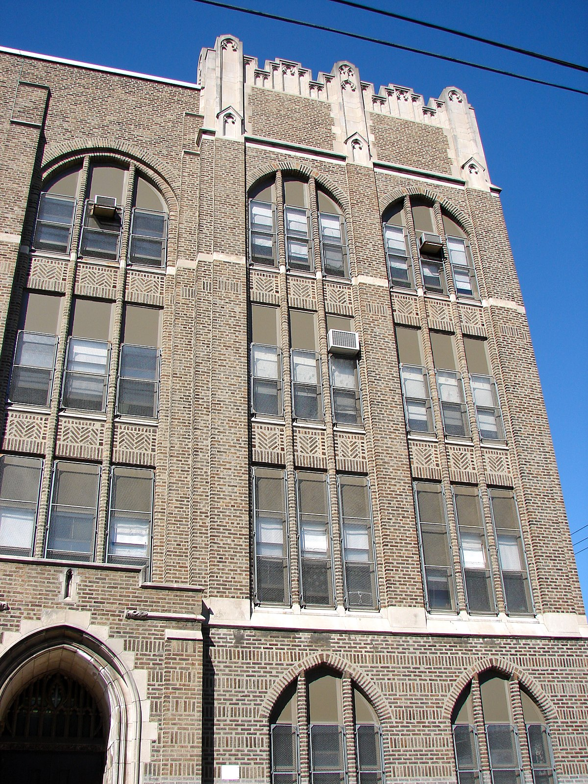 Thomas FitzSimons High School  Wikipedia