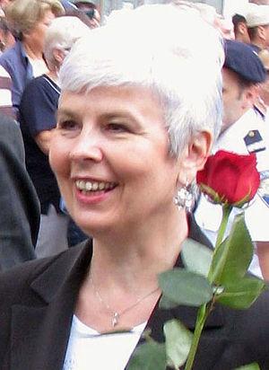 Jadranka Kosor, the current Prime Minister of ...