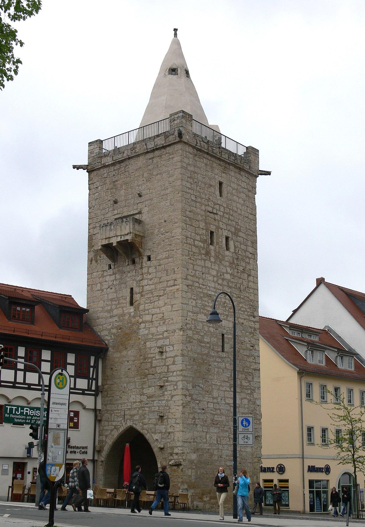 Johannistor Jena  Wikipedia