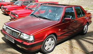 English: Lancia Thema Ferrari 8.32