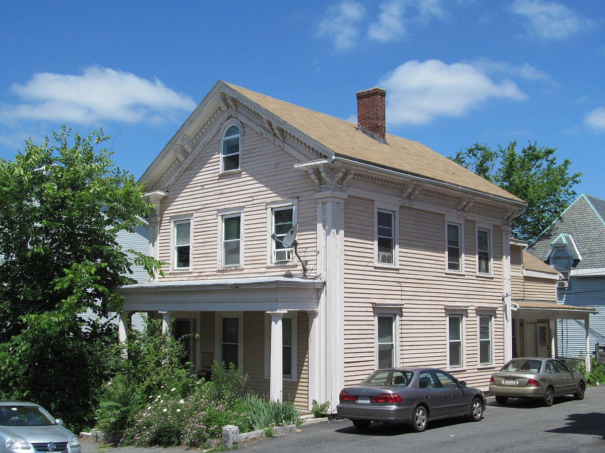 Marcus Hobbs House  Wikipedia