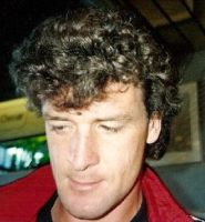 Mark Hughes, former Man. United player, now ma...