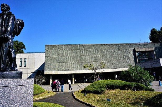 National Museum of Western Art, Tokyo - Joy of Museums - 2