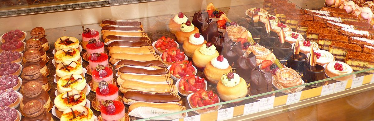 List Of Pastries Wikipedia