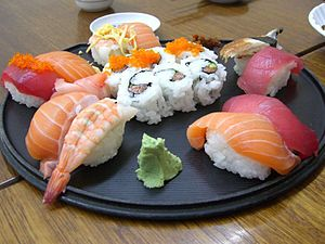 Sushi Deluxe at Sushi Ten