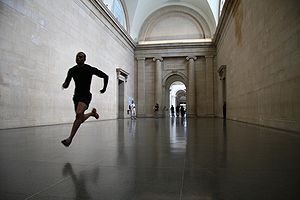 The Runner.