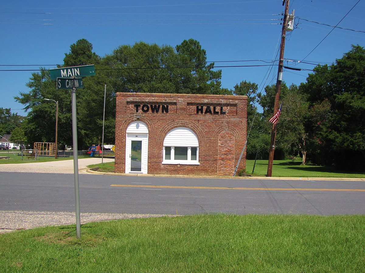 Town Proctorville Nc