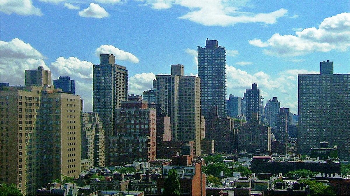 Upper East Side  Wikipedia