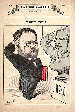 fr : Émile Zola, les Rougon-Macquart sous le b...