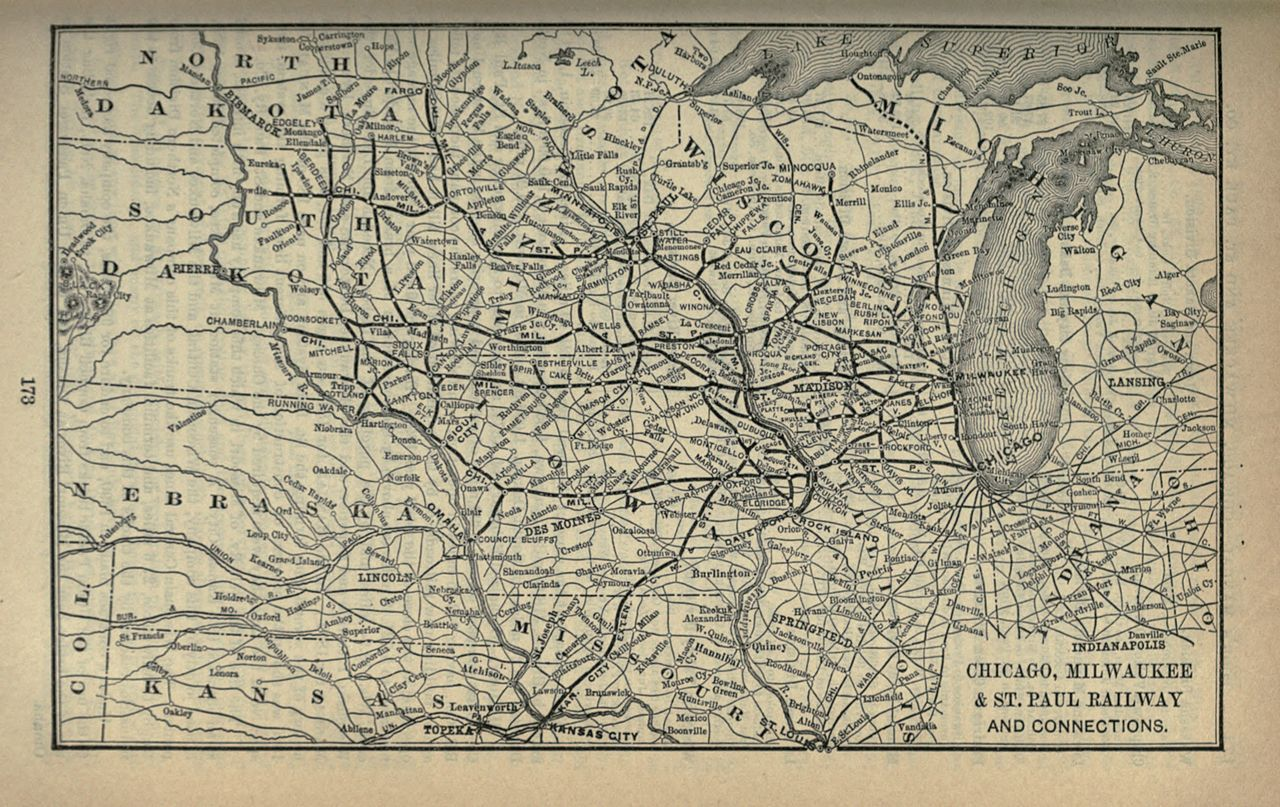 File1893 Poors Chicago Milwaukee and St Paul Railwayjpg  Wikimedia Commons