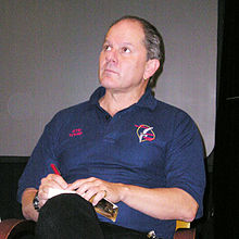 Foster at BayCon in 2007