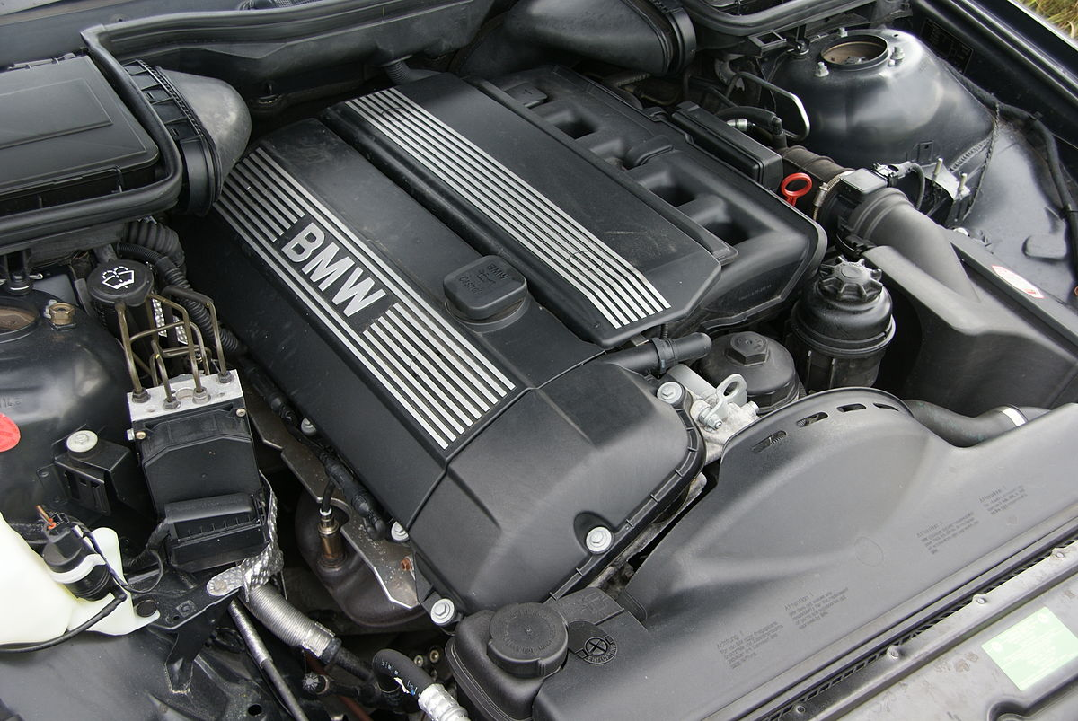 2003 bmw 525i engine bay diagram
