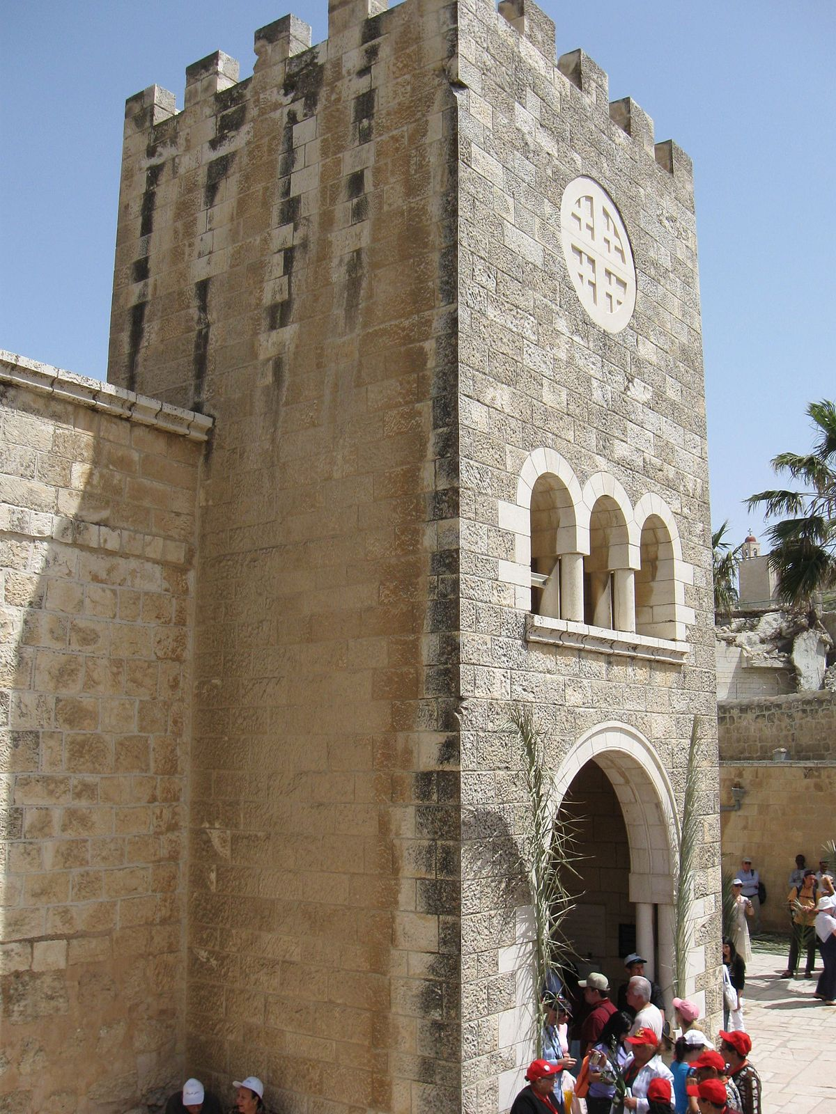 Church of Bethphage  Wikipedia