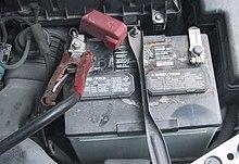 2013 Nissan Pathfinder Trailer Wiring Arranque Con Pinzas Wikipedia La Enciclopedia Libre
