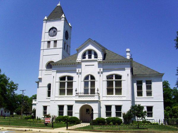 Desha County Courthouse Wikipedia