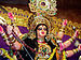 English: Durga puja at Burdwan