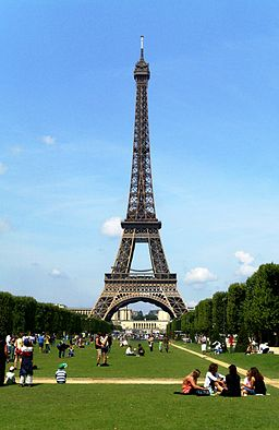 Eiffel Tower Paris 01