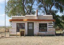 Glenrio New Mexico and Texas