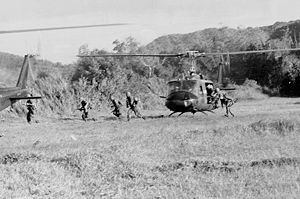 Ia Drang Infantry disembarking from Helicopter.jpg