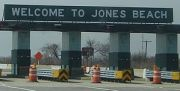 Jones Beach Toll Plaza located on Wantagh Parkway.
