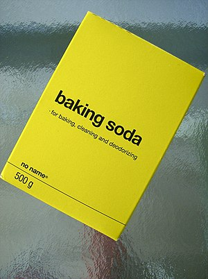 No name baking soda