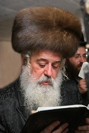Rabbi Moshe Leib Rabinovich, Munkacser Rebbe, ...
