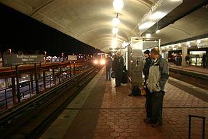 Ronald Reagan Washington National Airport station Wikipedia