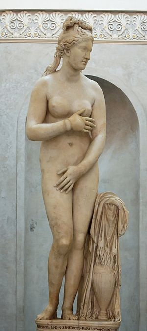 "So-called ""Capitoline Venus"", one of the best ..."