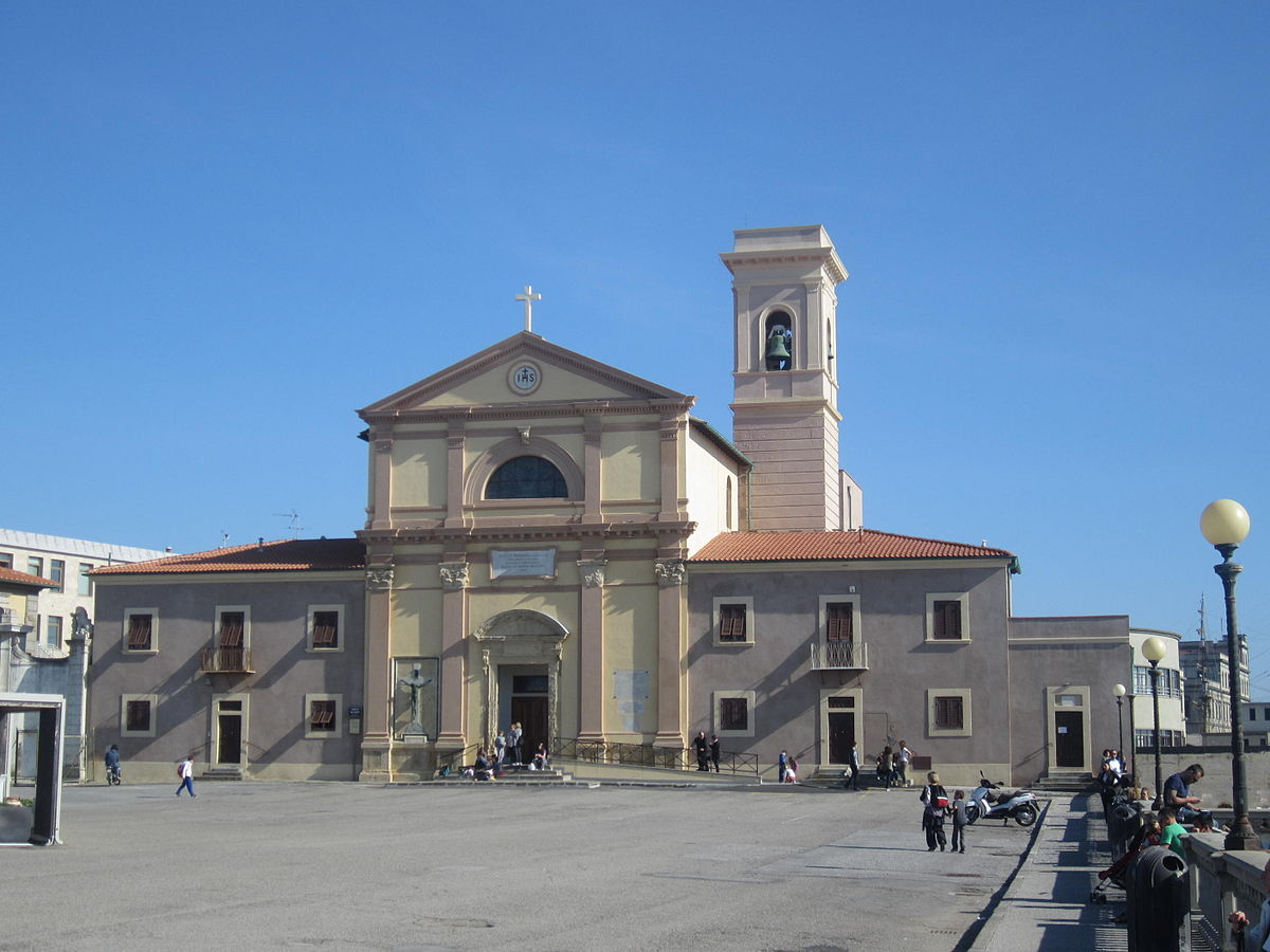 Stradario di Livorno SZ  Wikipedia