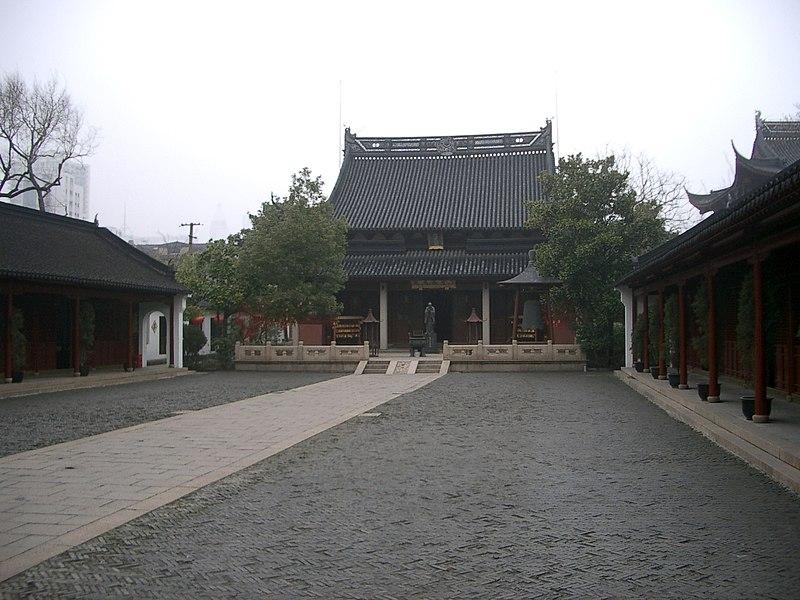 Kelenteng Wen Shanghai/ Wen Miao Shanghai. Foto: wikipedia.org