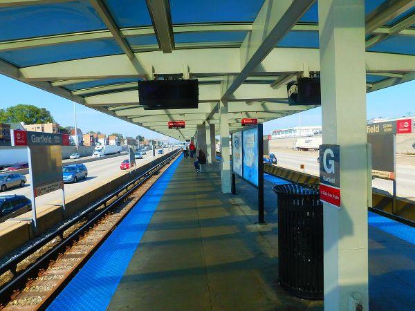 Garfield Station Cta Red Line - Wikipedia