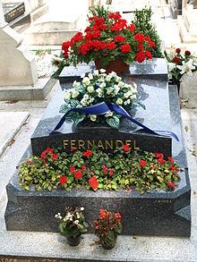 De Quoi Est Mort Franck Fernandel : franck, fernandel, Fernandel, Wikipédia